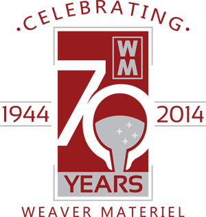 Weaver Materiel - Celebrating 70 Years